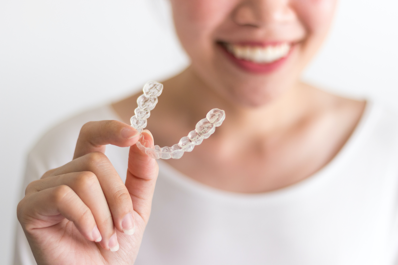 Invisalign Clear Aligners for Adults at Our Southwest Houston Dentist